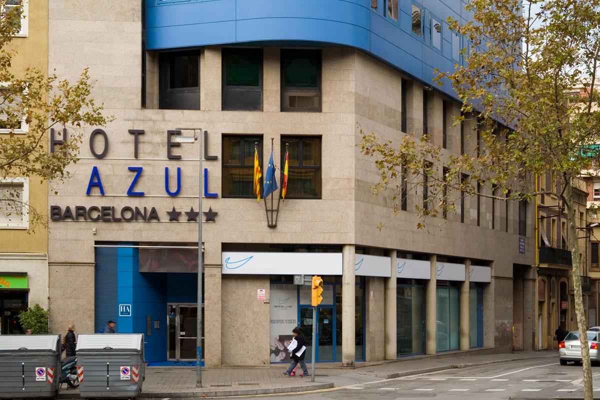 Hotel Acta Azul